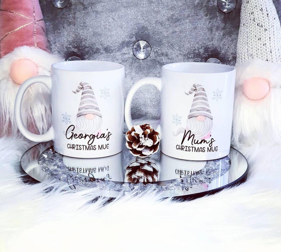 Gonk Family Christmas Mug Rgmdesigns4u